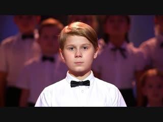 Детский хор Светлакова - Нижнекамск | Слава Богу, ты пришел! | СТС | 2018