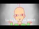 La la la la la Meme [Baldi's basics] (flashing lights!)