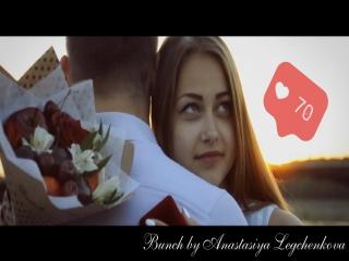 Рекламный ролик букетов