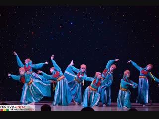 Народний аматорський ансамбль сучасного танцю
