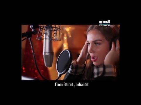 Lovely Arabic Christmas Song from Lebanon: Singer : Nicole Saba (Pls Share)