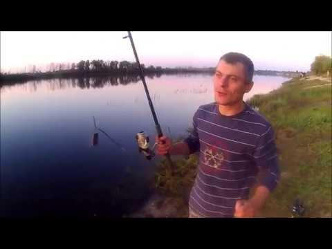 Рыбалка не реке Припять,ночевка,полевая кухня.Беларусь,Мозырь.