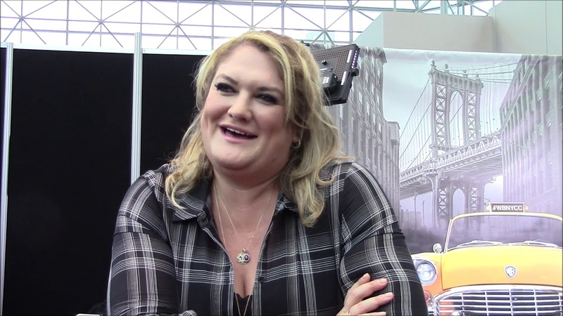 'Roswell, New Mexico' Series - Carina Adly MacKenzie Interview (NYCC)