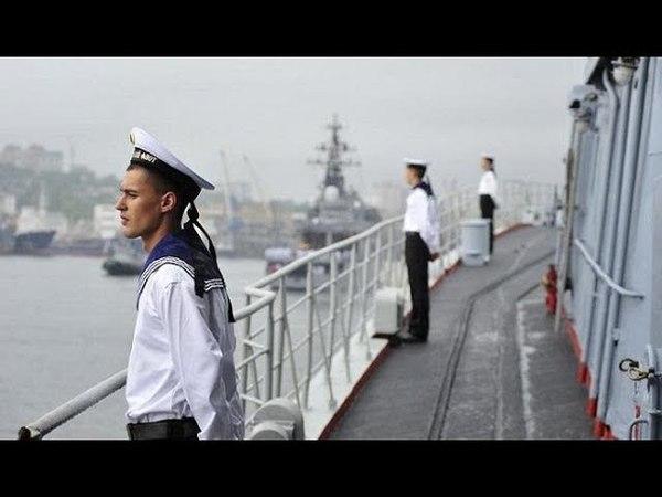 ✔ И янки поплыли российские военные преподали урок опозорившимся американским морякам