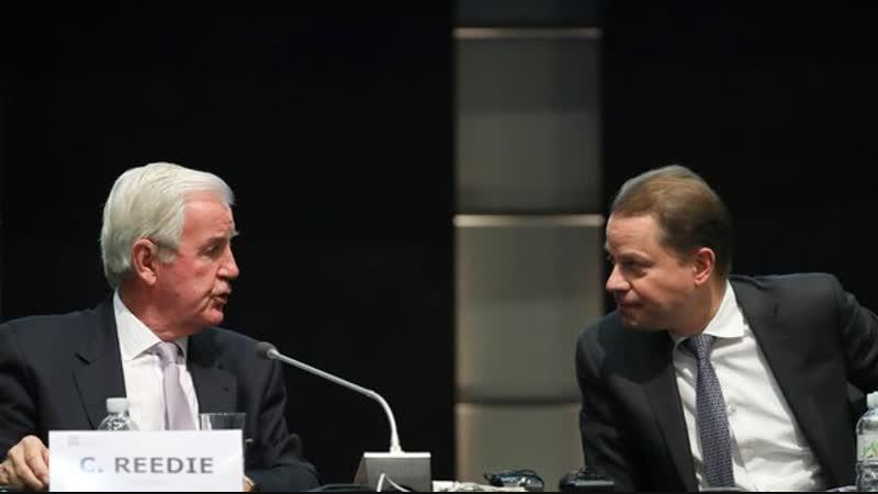 Пресс-конференция руководителей WADA