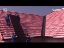 Монтаж металлочерепицы Металл Профиль видео инструкция