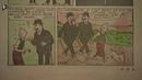 Les aventures de Hergé et Tintin au Grand Palais