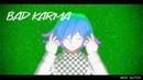 [MMD | Danganronpa V3 ] Bad Karma | kokichi ouma (!Warning flashing lights!)