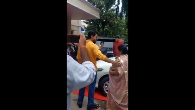 Рам Чаран Ram Charan Tej Konidala Watch Live Teaser Release Here
