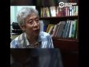 К китайскому профессору ворвалась полиция во время интервью VOA