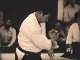 Ulf Evenas Aikido Centras - Morihiro Saito Sensei. Oakland, California 1974