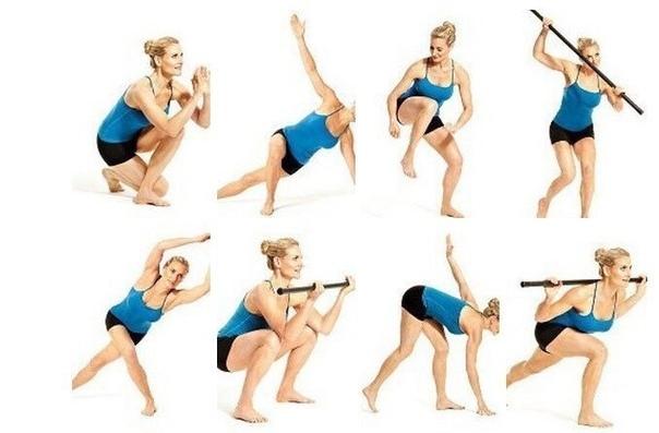 8 упражнений от застоя мышц на работе