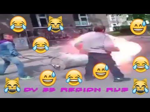 Убойные ржачные приколы! Топ лучших смешных видео 2018