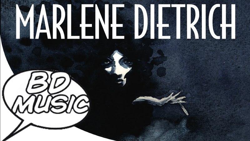 BD Music Presents Marlene Dietrich (Lola, Blonde Women more songs)
