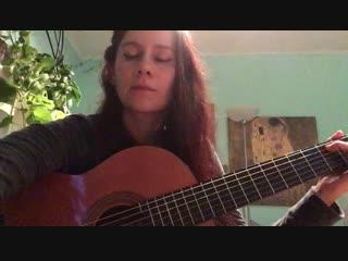 Моя цыганская. Mein Zigeunerlied. Исполняет: Оксана Куст. Der Dichter: W. Wyssozkij, der Musiker: I. Wassiljew.
