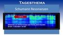 """Engelsburg News für den 12. Dezember 2018 mit dem Tagesthema """"Schumann Resonanzen 2"""""""