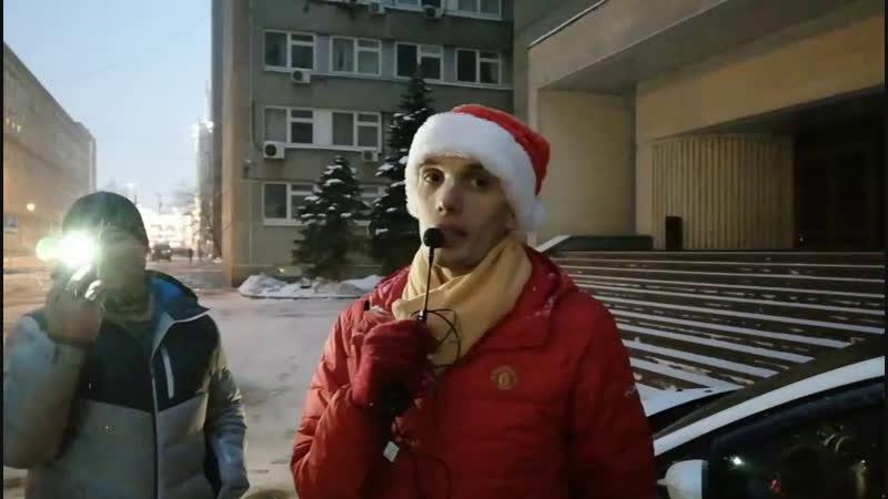 Трансляция новогодней Харинамы ПРЕМА САНКИРТАНА! 31 декабря м. Маяковская 1 часть