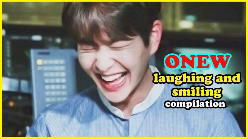 ONEW LAUGHING AND SMILING (compilation)