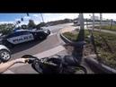 BIKERS VS COPS - Best Dirtbike Motorcycle Police Chases 24