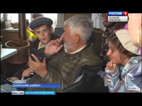 ГТРК СЛАВИЯ Съемки фильма о блокаде Ленинграда 21 06 18