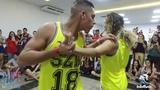 Jefferson Dadinho &amp Ruana Vasquez (Swing Zouk Weekend 2018)