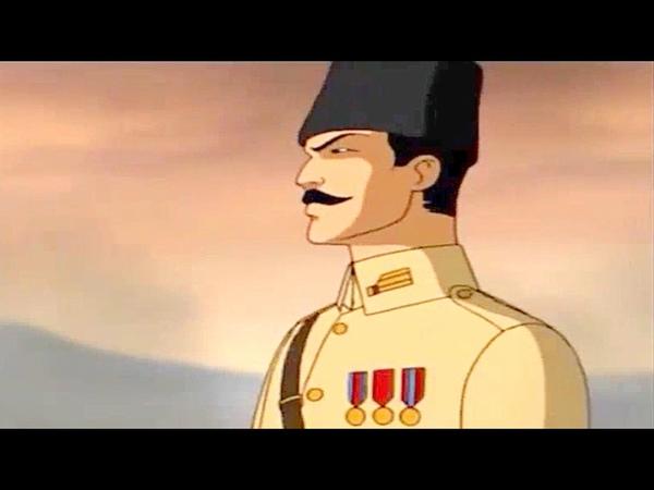 Enver Paşa Nasıl Şehit Oldu (Türkçe Altyazılı)