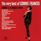 Connie Francis альбом The Very Best Of Connie Francis - Connie's 21 Biggest Hits
