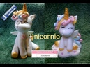 Unicornio en porcelana fría (( 30 de marzo 2018))