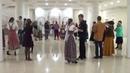 Танец Полька веретено Вечерка на левом берегу