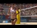 1-й полуфинал Talita Da Rocha Antunes Larissa Franca Maestrini - Melissa Humana-Paredes Sarah Pavan