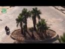 Сирия: римский театр в Босре охраняют бывшие боевики