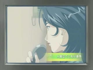 Диктор новостей Эцуко _ Hana no Joshi Announcer_ Newscaster Etsuko OVA 2 [480]