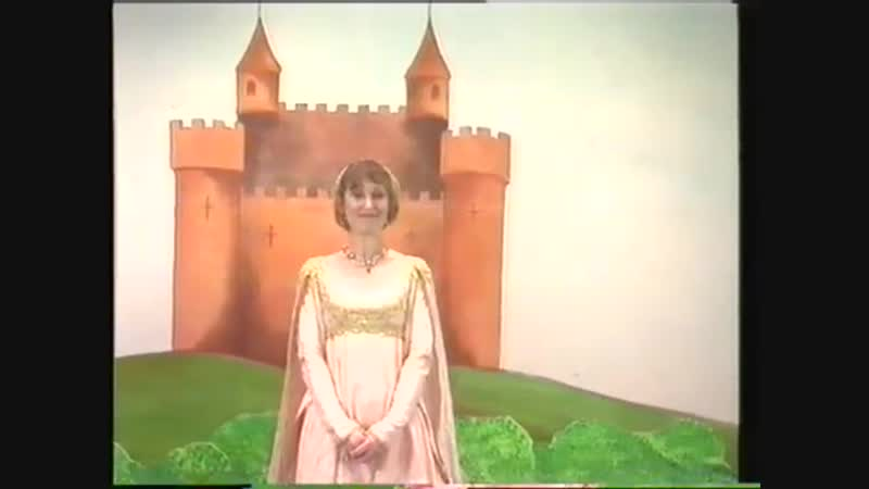 Ladybird Video - Rapunzel and Beauty and the Beast