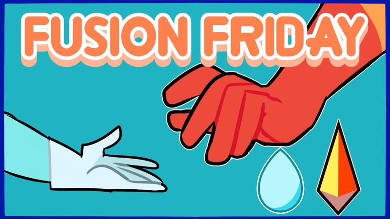 Fusion Friday | Jasper/Aquamarine | Speedpaint