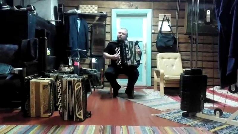 Ilta skanssissa, Kankaan kaunis Katriina, Potpuri Jussi Marttinen