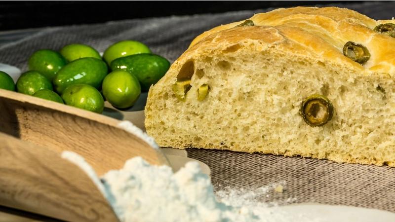 PP15 Focaccia alle Olive