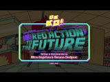 OK K.O.! Lets Be Heroes S02E11 Red Action to the Future