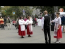 Piirileikki финские ингерманландские танцы Этнофестиваль 2018
