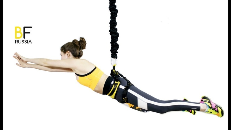Bungee Fitness Russia