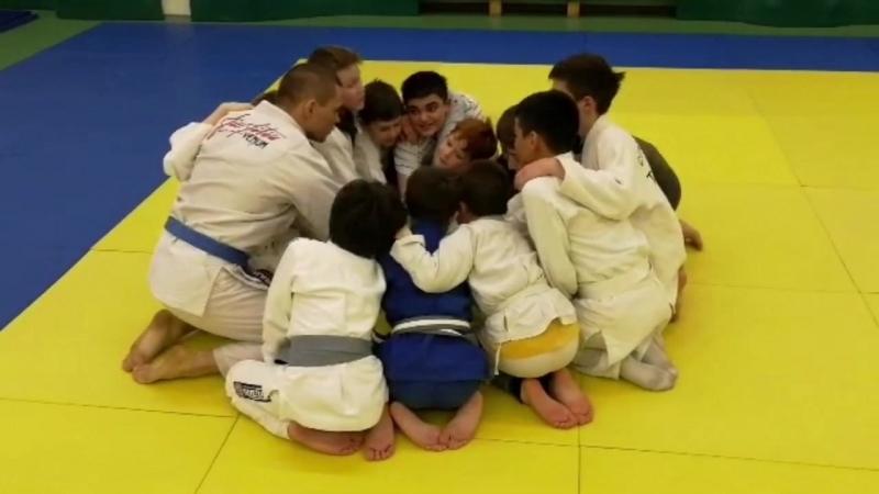 Бразильское джиу-джитсу для детей и подростков в Казани