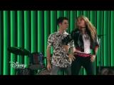 Soy Luna 3 - Ive got a Feeling (Ep 13) Emilia y Benicio cantan