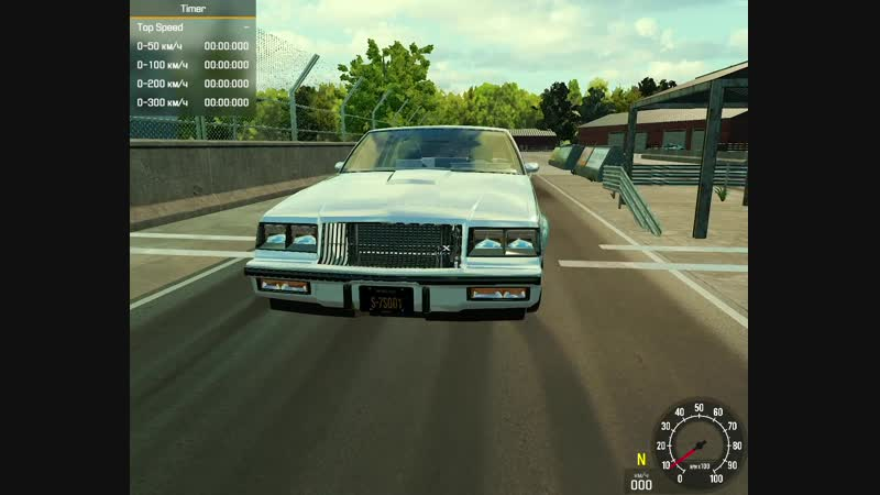 Buick Regal GNX (1987) Car Mechanic Simulator 2018