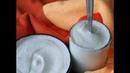 ✅Сметана 🍚Как сделать сметану из магазинного молока 🍚Супер густая 👍 Аж ложка стоит) 😉