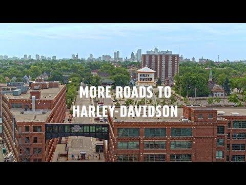 More Roads to Harley-Davidson