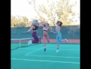 Публикация Сары Роллинз в Instagram за 24 июня 2018