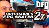 System Link 2 player versus Tony Hawk's Pro Skater 2X on Xbox featuring Kirillgta