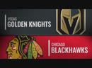 NHL Regular Season 2018-19   Vegas Golden Knights-Chicago Blackhawks