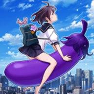 茄子少女 Eggplant girl v1.0.0 Mod (Infinite souls) для Android