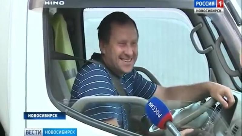 Новосибирская пенсионерка к Чемпионату мира по футболу превратила свой палисадни