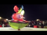 The best dance in Desert Camp at Dubai 23195